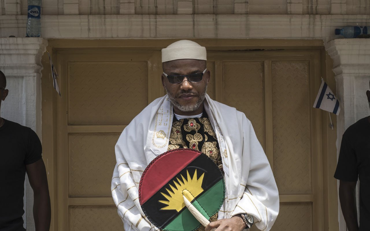 IPOB asks Federal High Court to withdraw proscription order