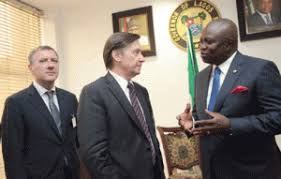 French Ambassador seeks stronger economic ties with Lagos