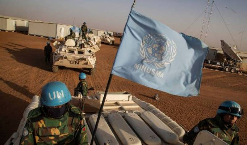 Explosion in Mali kills three U.N. soldiers from Bangladesh