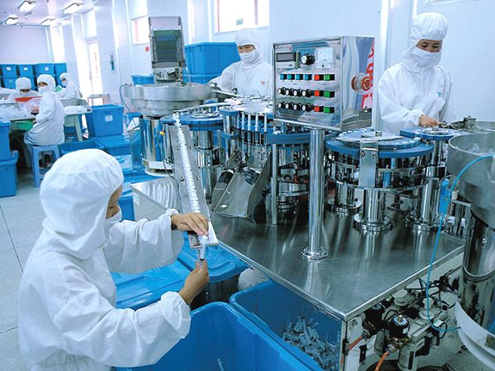 Akwa Ibom launches Africa's largest syringe factory