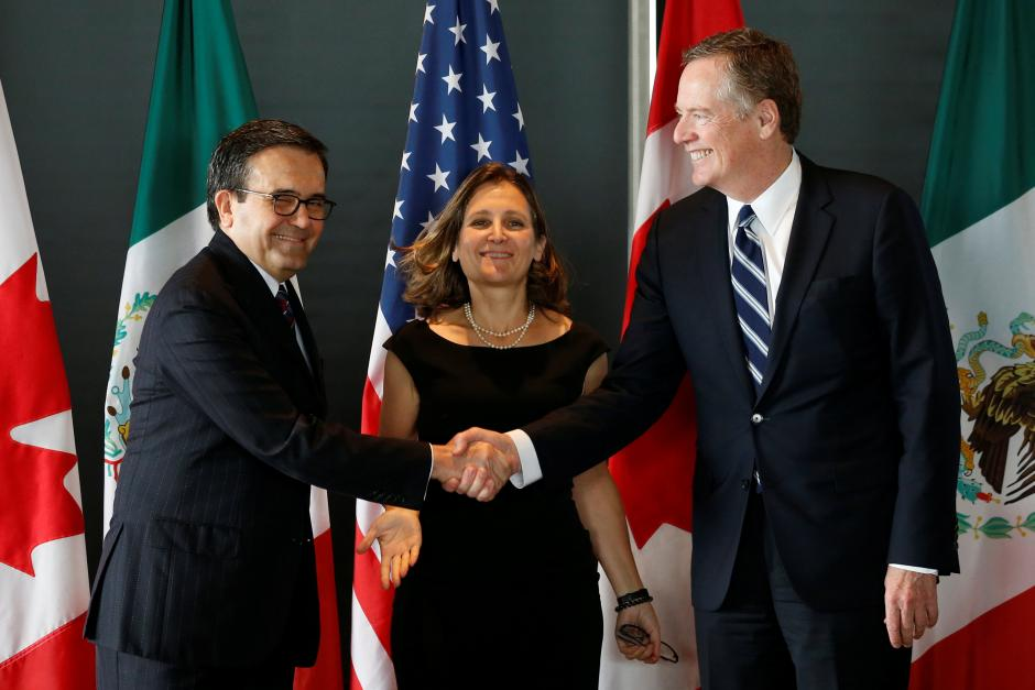 Naftatalksg image result for nafta agreement negotiators make progress to conclude before 2018 platinumwayz