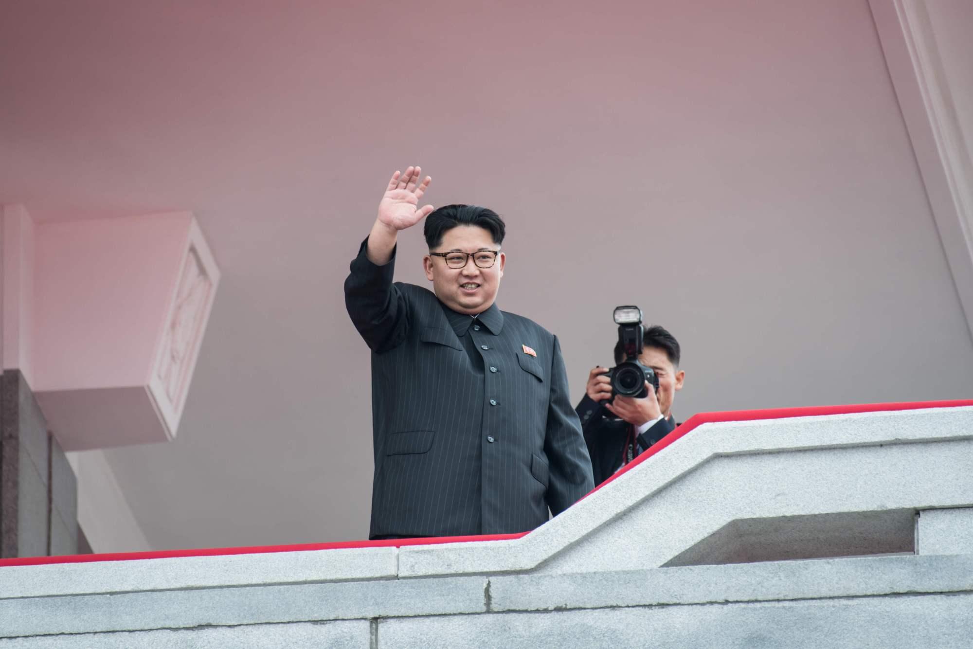 Pyongyang defiles U.N. order, fire missile over Japan's Ocean