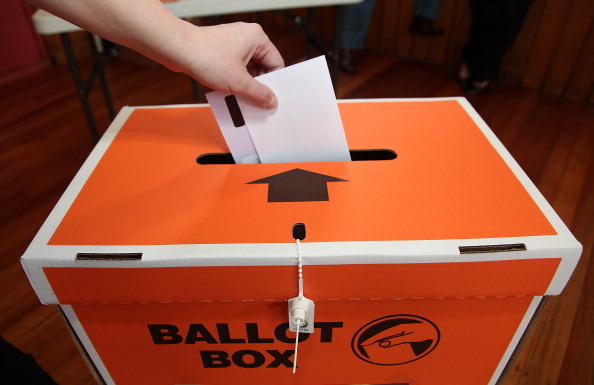 Polls open in New Zealand general elections