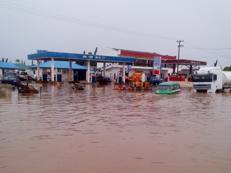 Benue residents devastated, scared of more rainfall