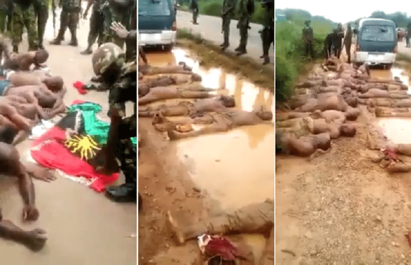 Nigerian Army to investigate video of alleged intimidation in Abia
