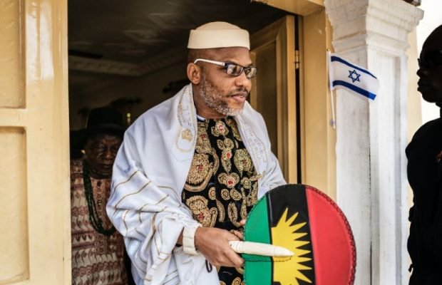Nnamdi Kanu's lawyer sues Burutai, wants him released