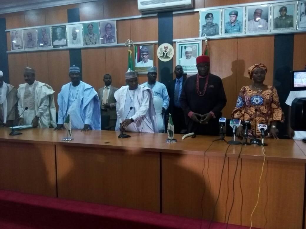 Ohanaeze Ndigbo visits Sokoto, restates commitment to unity