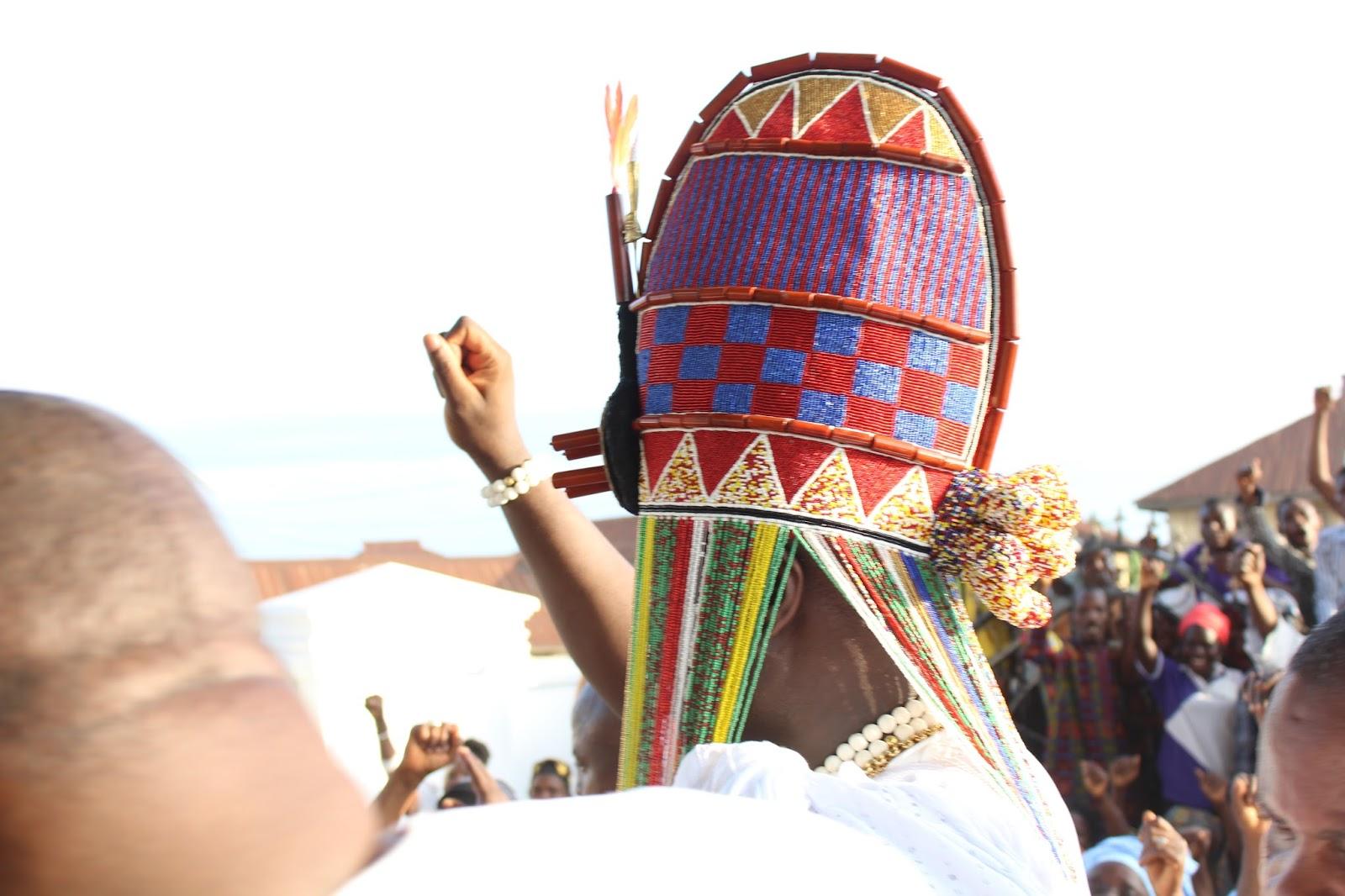 Olojo Festival : Ooni Ogunwusi enters 7-day seclusion