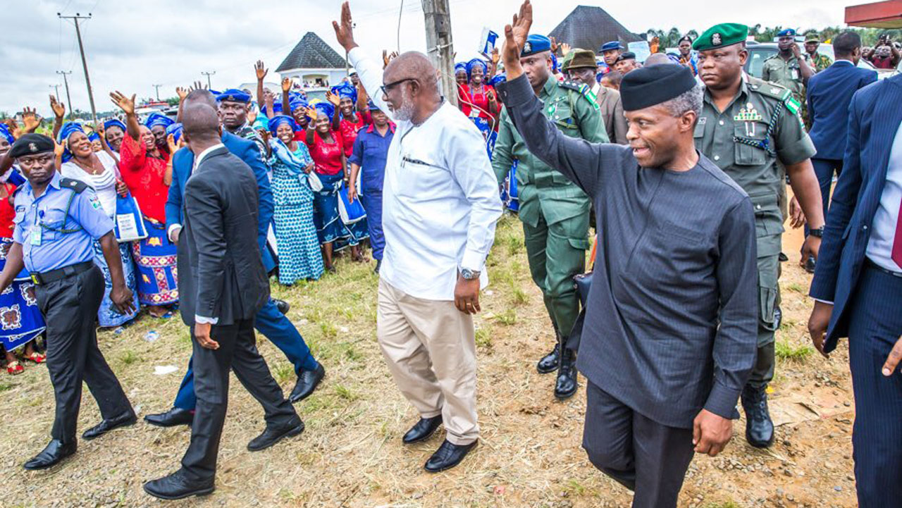 N'Delta development : Osinbajo calls for constant dialogue