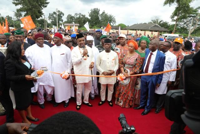 Osinbajo assures Akwa Ibom residents of FG's strategic partnership