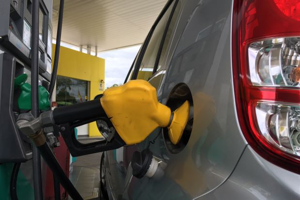 Petrol prices down this week, diesel up