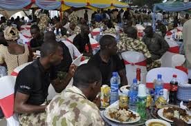 Chief of Air Staff celebrates Sallah with troops in Yola
