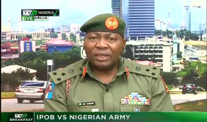 Army denies withdrawal of soldiers from Aba, Umuahia