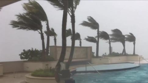 Monster storm leaves wake of damage in the Dominican representatives