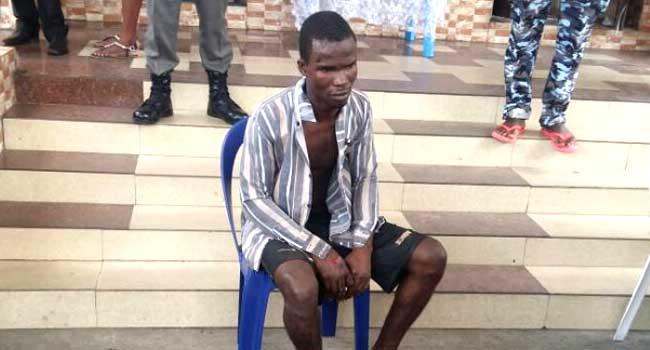 Police rearrest escapee Rivers ritual killer in Jos