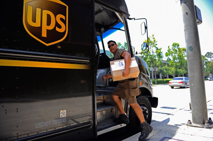 UPS to hire more than 95,000 workers for holiday season