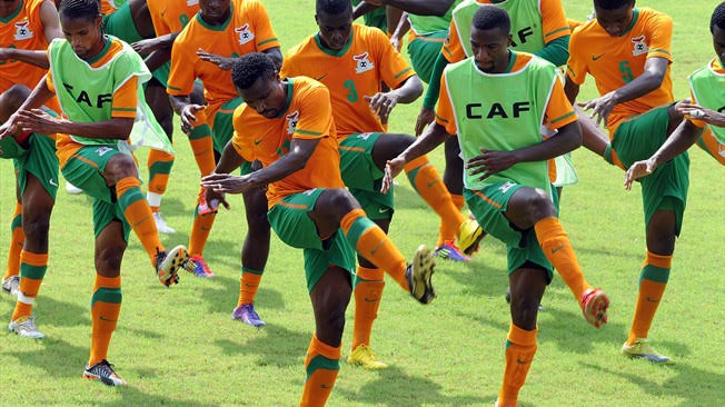 W/Cup Qualifier: Zambia not getting carried away as they prepared for Nigeria