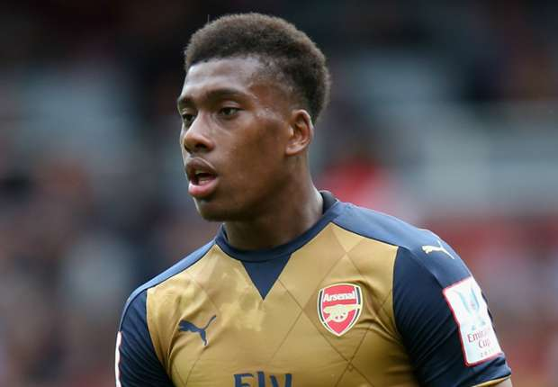 Nigeria recall Arsenal's Iwobi for Zambia tie