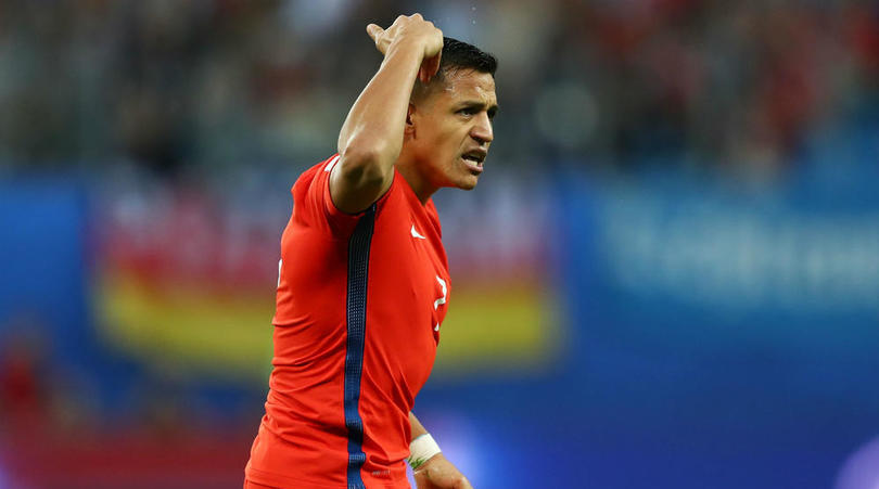 Alexis Sanchez 'tired of being criticised' after Chile defeat in World Cupqualifying