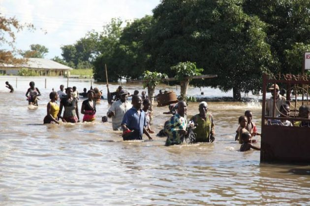 NCDC educates Nigerians on flooding, rolls out contact details