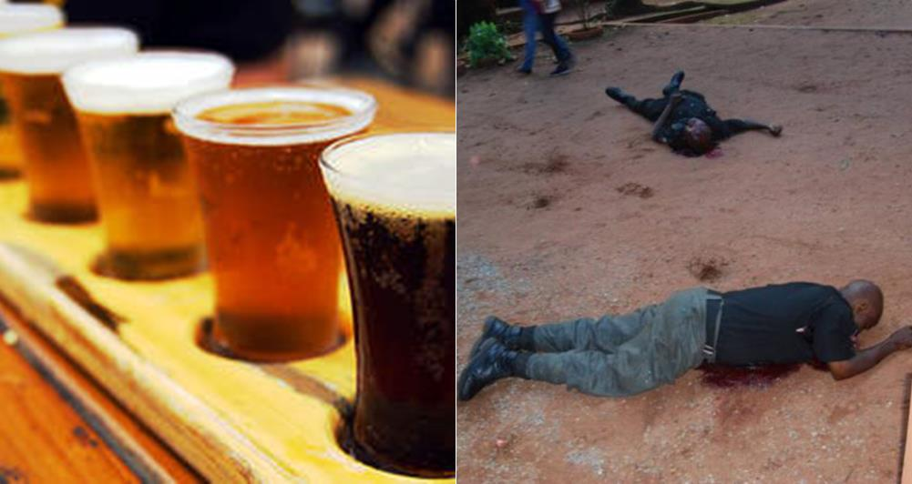 Edo: Gunmen Kill three Policemen, kidnap DPO with bottles of beer