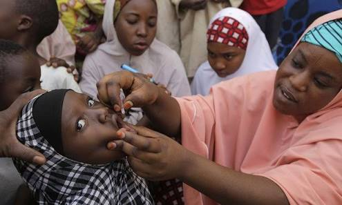 Katsina to immunize children against polio