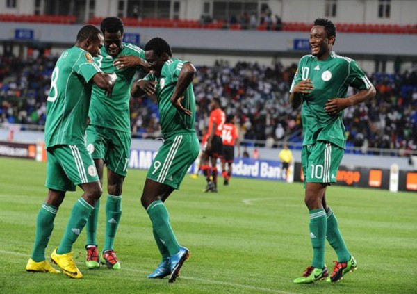 Nigeria play draw with Cameroon, move closer to World Cup qualification