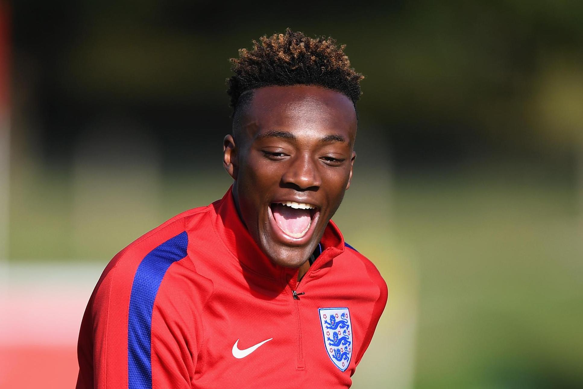 Tammy Abraham denies opting for Nigeria, commits to England
