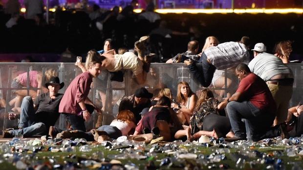 More than 20 dead in Las Vegas shooting – Police