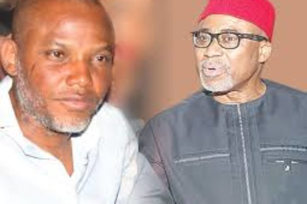 Abaribe begs for more time to produce IPOB leader, Nnamdi Kanu