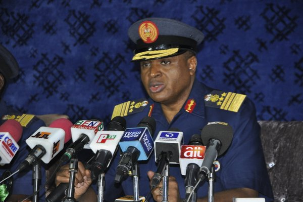 Insurgency: Chief of Air Staff appeals for patience