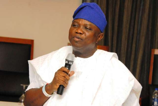 Ambode's Constituency endorses him for re-election