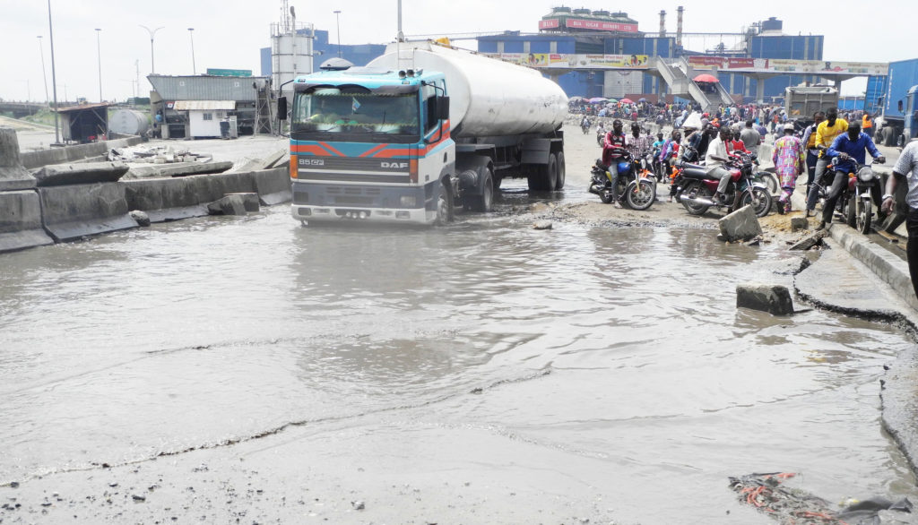 Dangote Group likely to get permission for Apapa road repairs