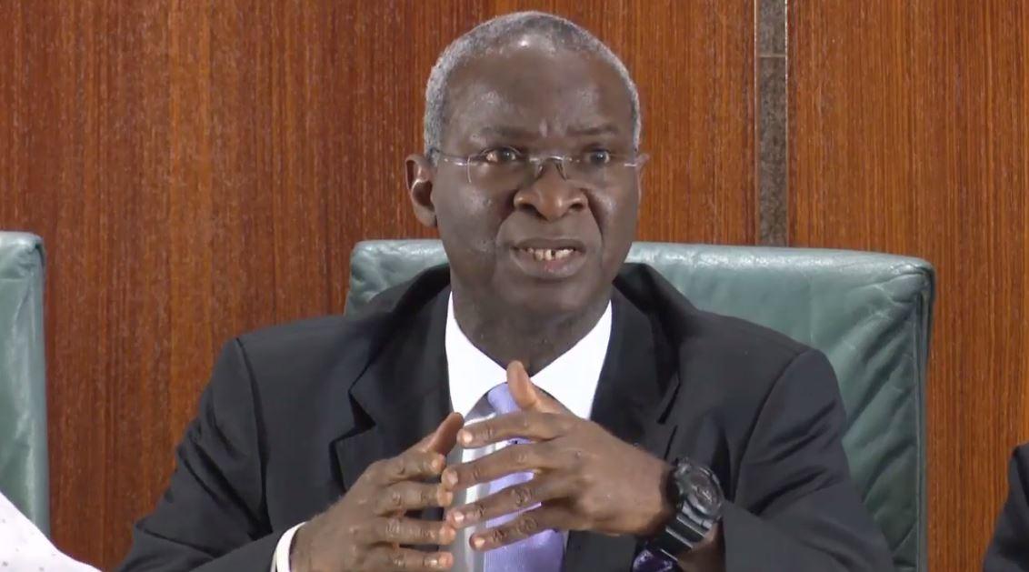Power Supply has improved across Nigeria – Fashola