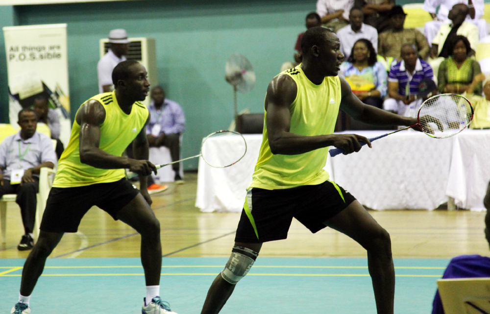 Nigerian badminton players set for Egypt