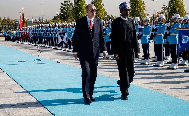 President Buhari salutes constructive media coverage of failed coup in Turkey