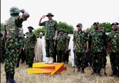 President Buhari inaugurates Armed Forces Council