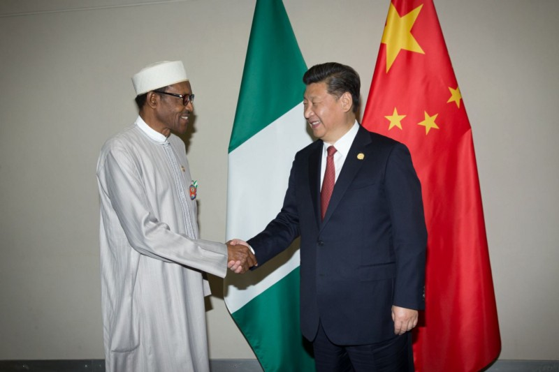 I'm happy at relations between Nigeria, China – Buhari to Jinping