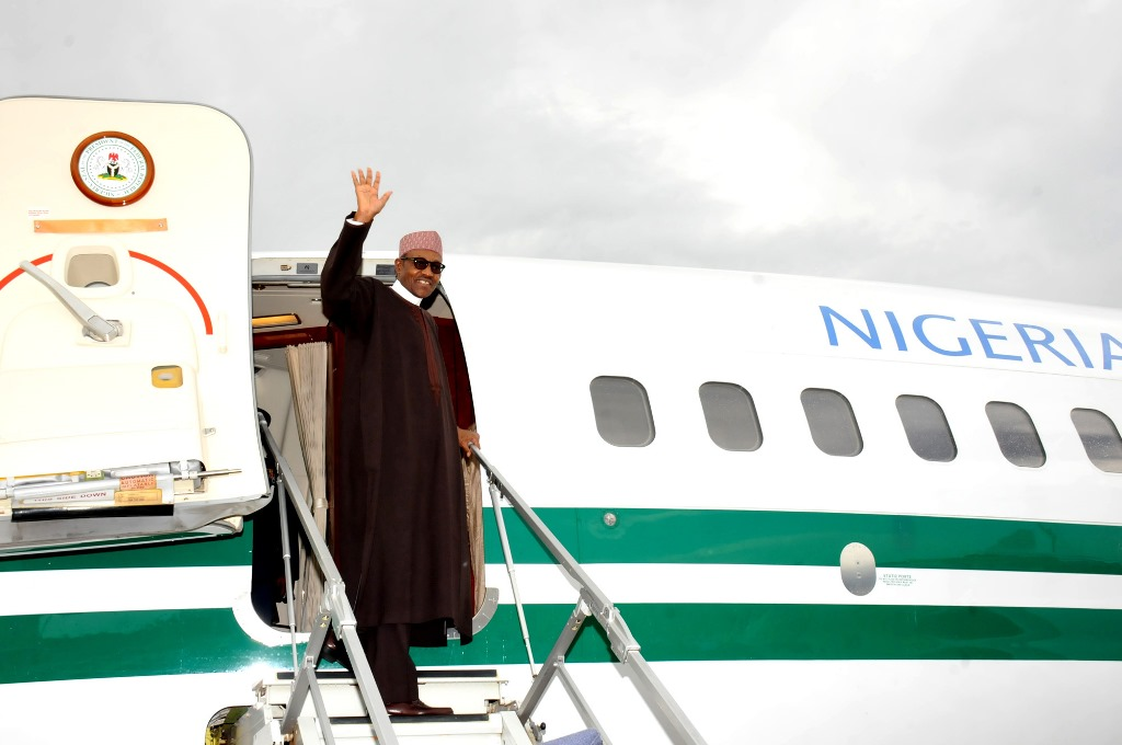 Buhari departs Abuja for D-8 Summit in Turkey
