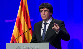 Catalan leadrs calls for mediation to be overseen by E.U.