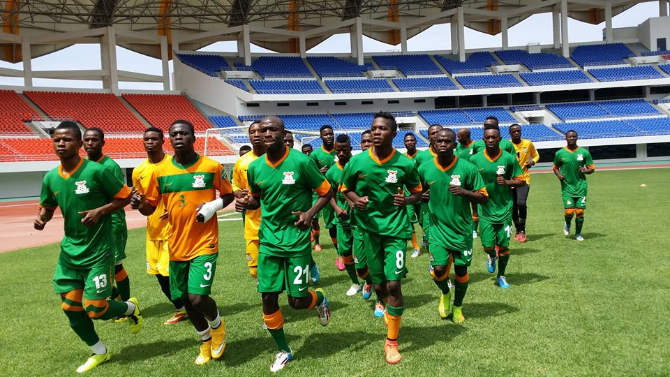 W/Cup Qualifier: Zambia camp in Ghana ahead of Nigeria clash