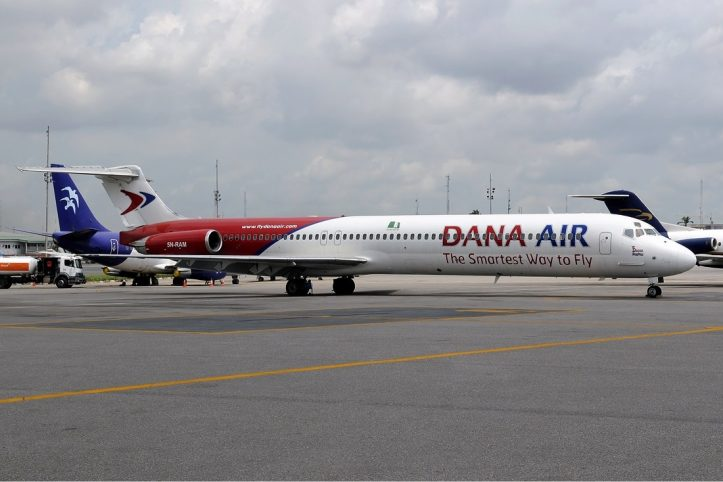 DANA Air to support Nigeria Economic Summit with complimentary tickets