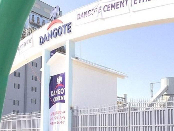 Dangote retains dominance, controls 65 pct of domestic cement market