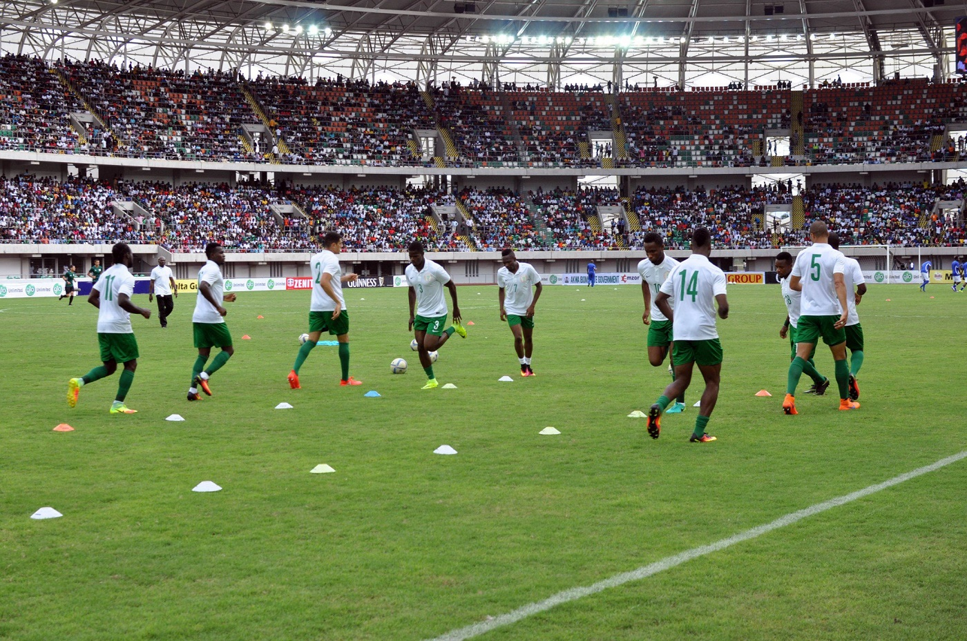 W/Cup Qualifier: Super Eagles to train in Morocco for Algeria match