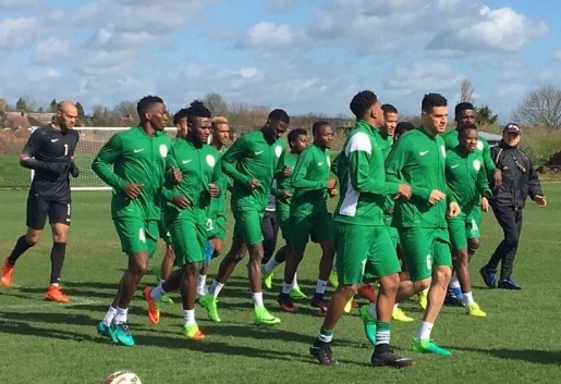 W/Cup Qualifier: 14 Super Eagles players arrive in Uyo