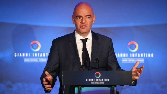 FIFA considers changes to nationality rules