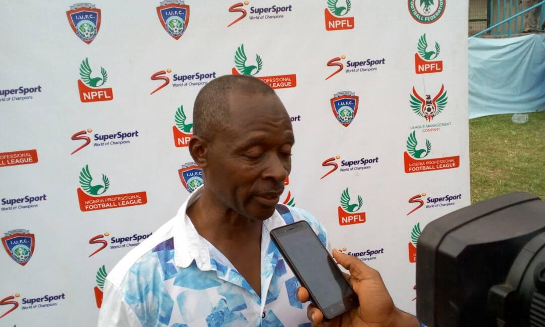 Shooting Stars sack coach Fatai Amoo