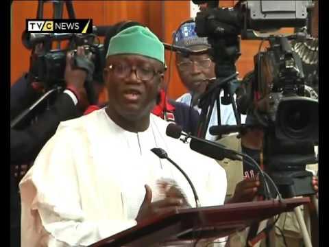 Senate invites Fayemi over Illegal Mining activities
