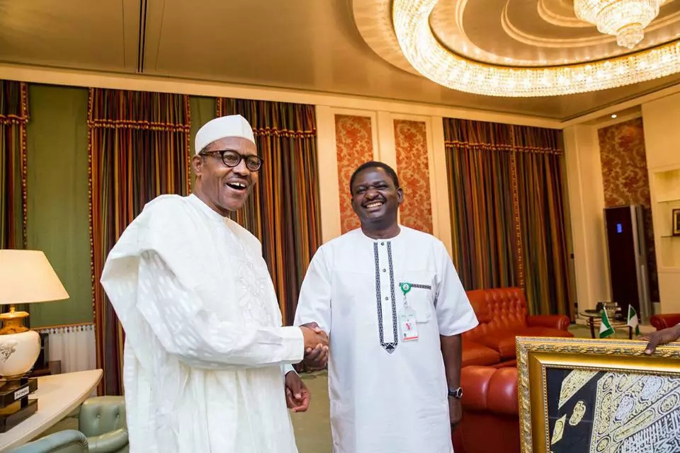 Adesina thanks Nigerians for prayers, goodwill to President Buhari