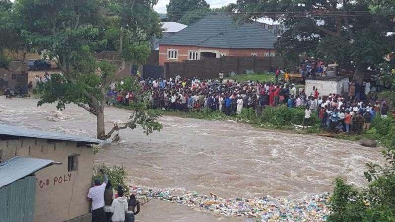 Flooding : 2,000 hectares of farmland submerged in Kwara